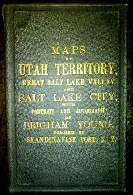 Once you arrived in Utah, this book would help you navigate.