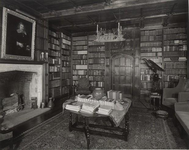 Library Original