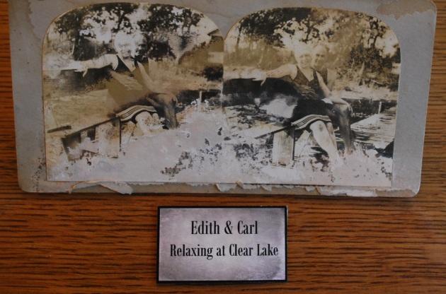 Edith carl