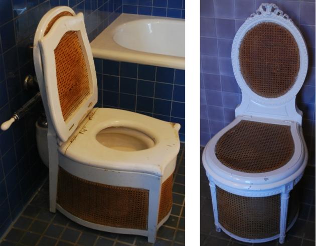 SH toilets