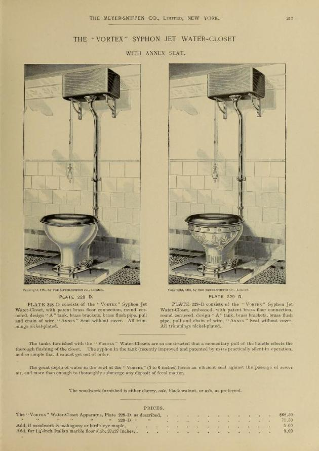 Toilet MS