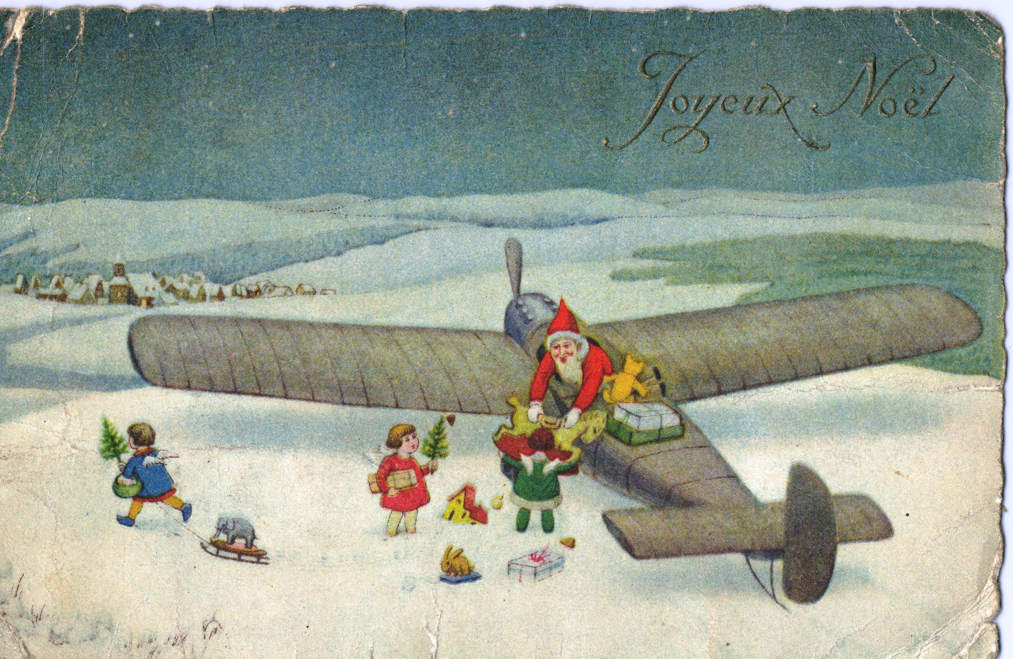 Christmas card history | SALISBURY HOUSE & GARDENS