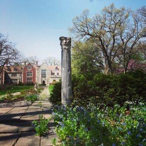 Gardens spring