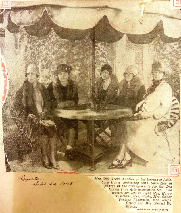 1928 Fine Arts Club