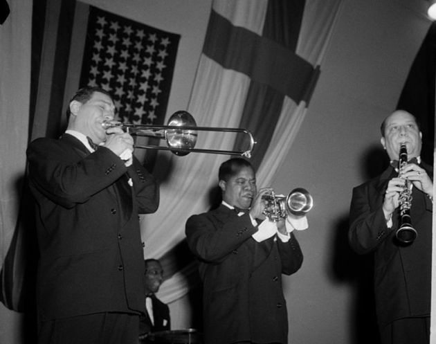 Satchmo_Finland 1949