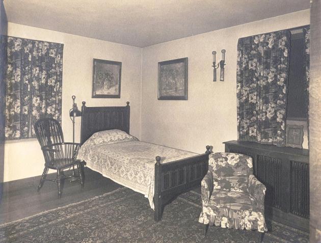 Lafe's Bedroom
