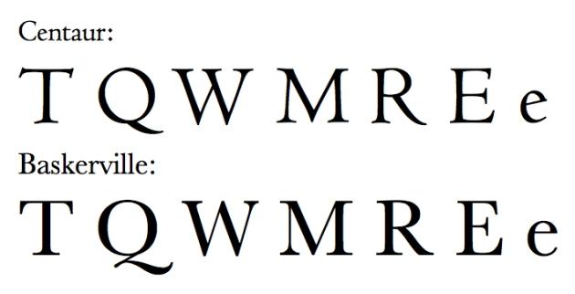 Font Compare