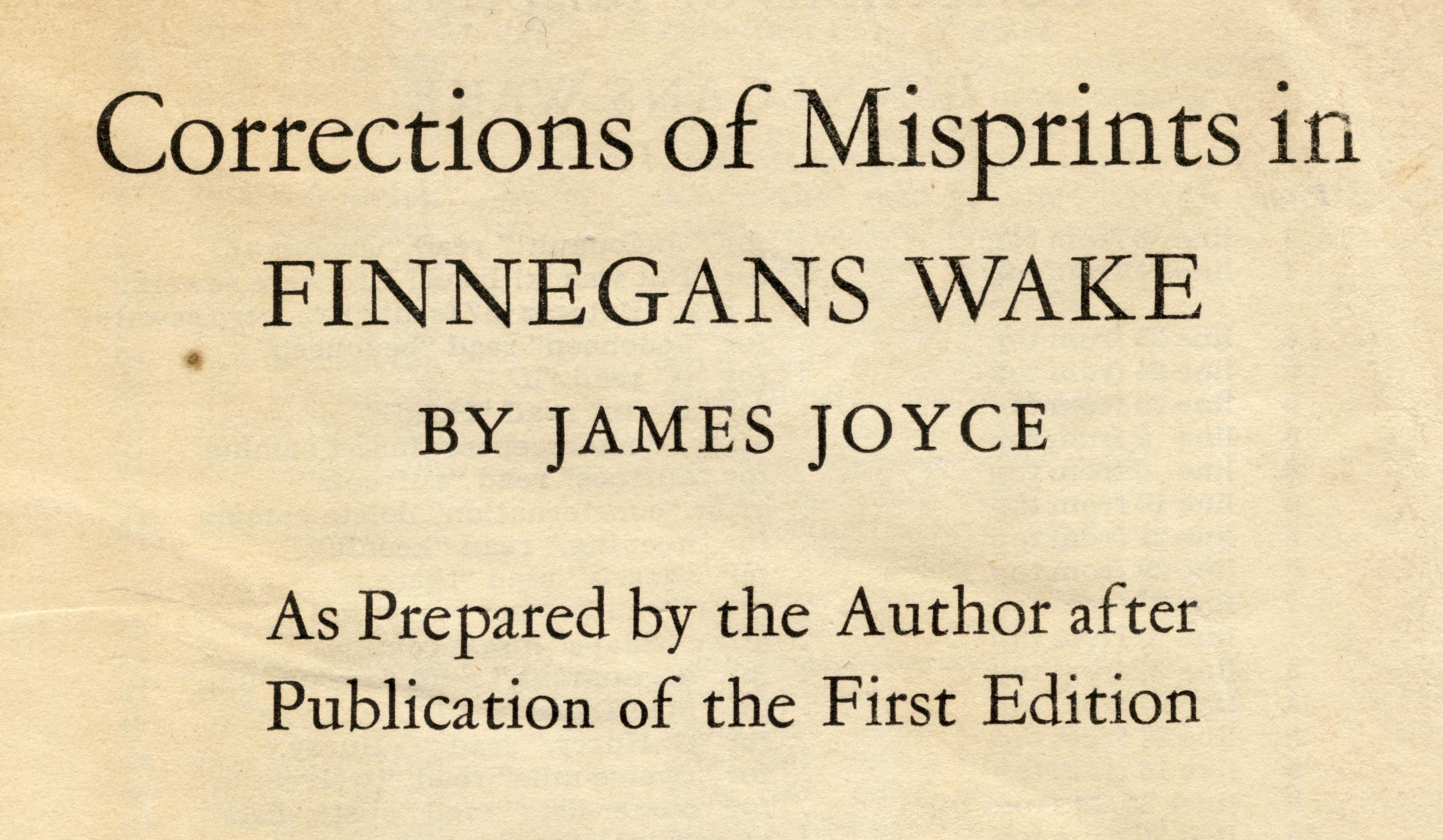 evolution of a fable finnegans wake at salisbury house blog 9