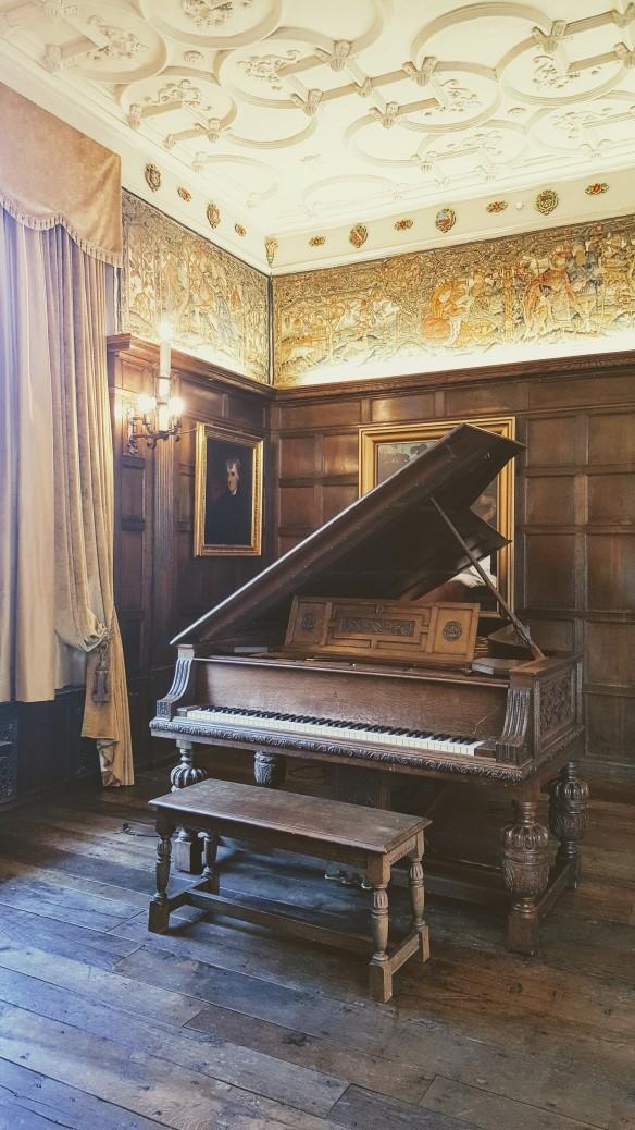 The Piano   SALISBURY HOUSE & GARDENS