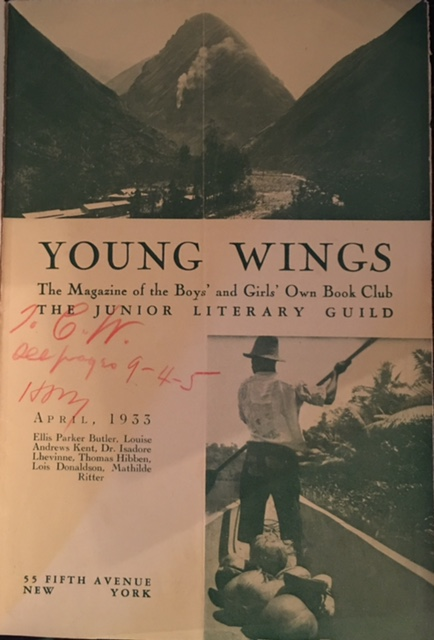 Young Wings magazine
