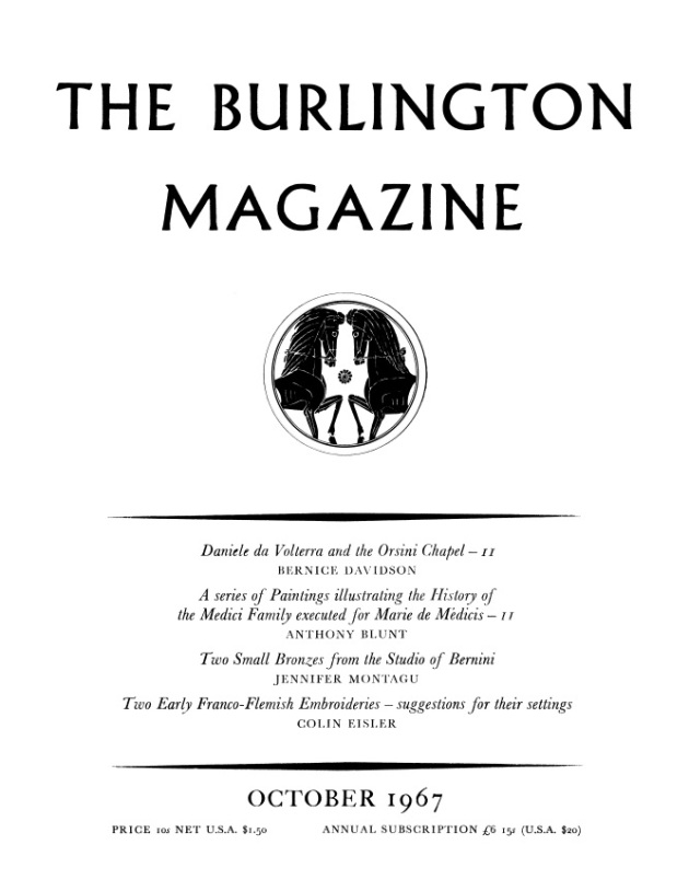 Burlington Cover