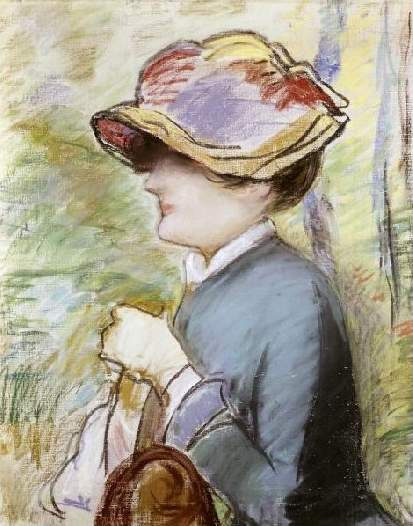 Édouard_Manet_-_Young_Woman_in_a_Broad_Hat